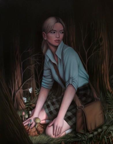 Schoolgirl Burial